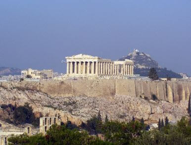 Ancient History: Greek Acropolis